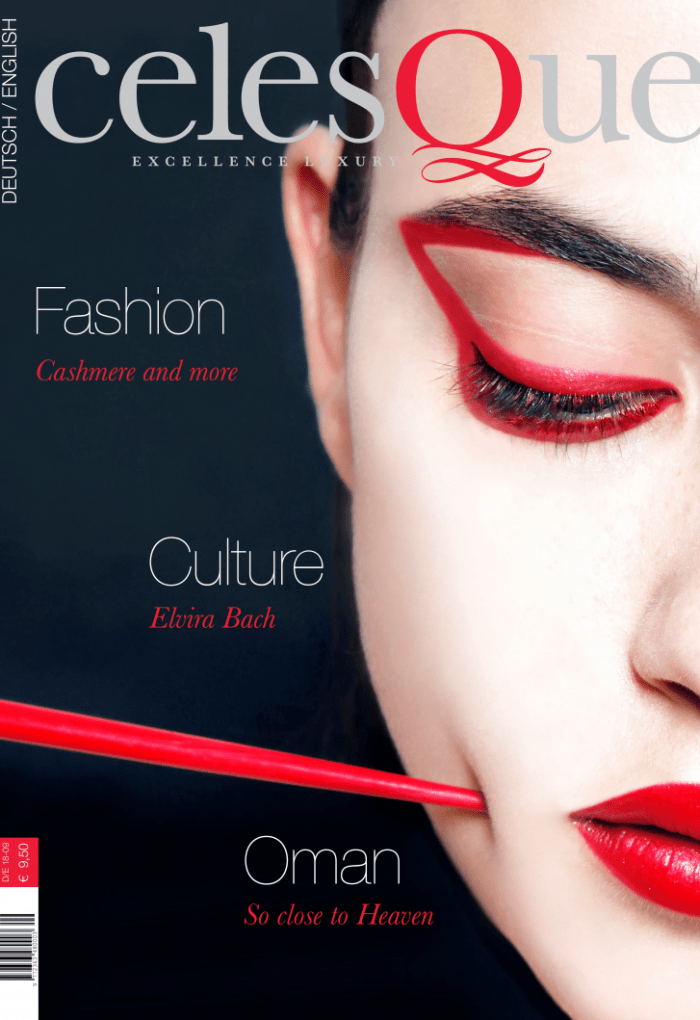 celesQue Cover