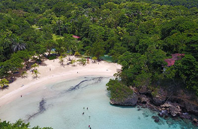 Jamaica frenchmans cove, shutterstock 1170075418