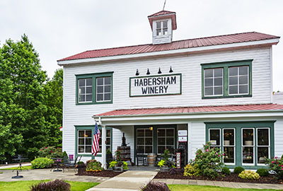 Weinhaus in Georgia