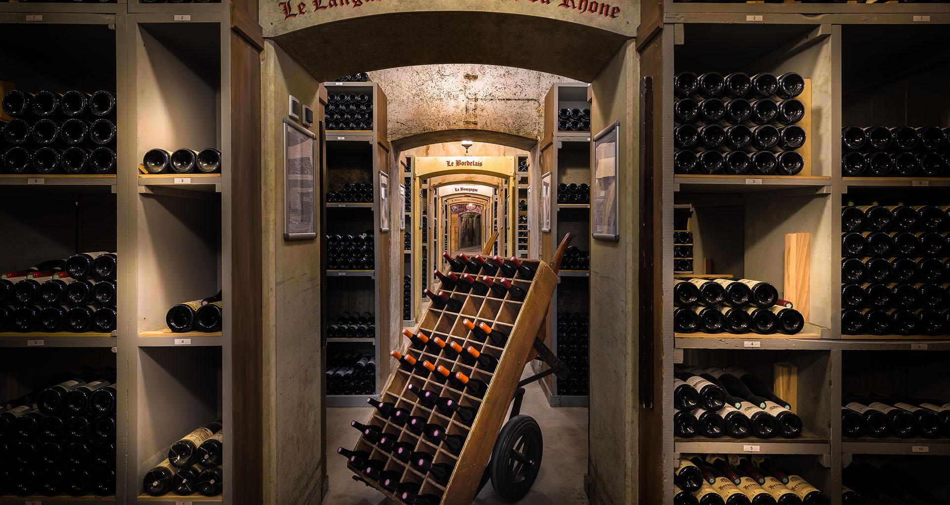 Hôtel de Paris - Les Caves de l'Hôtel de Paris