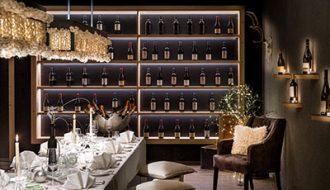 Weinkeller im Sonnwies Hotel