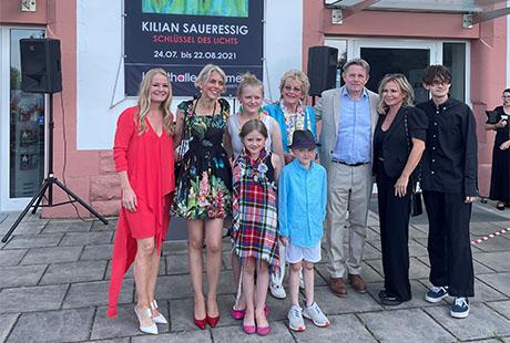 Die Familie Saueressig