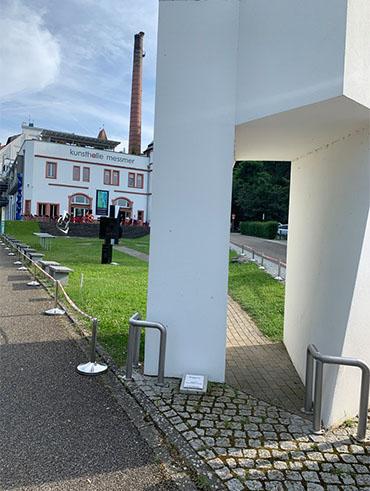 kunsthalle messmer in Riegel am Kaiserstuhl