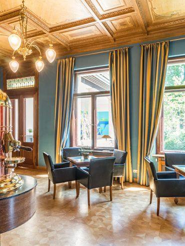 Bar im Club International Leipzig